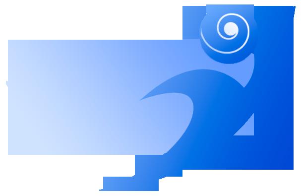 Логотип ACH